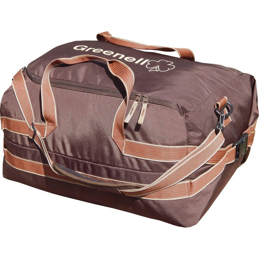Спортивные и дорожные сумки greenell детские чемоданы на колесиках эгги цена